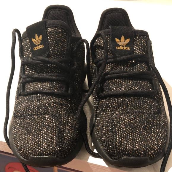 adidas superstar glitter core black